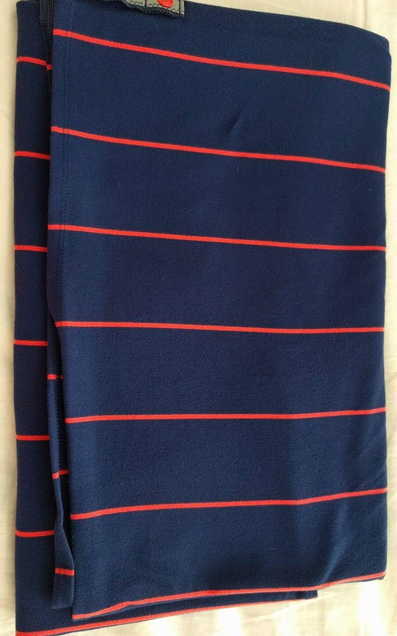 Lululemon Vinyasa Scarf - Sailor Stripe Hero Blue Alarming