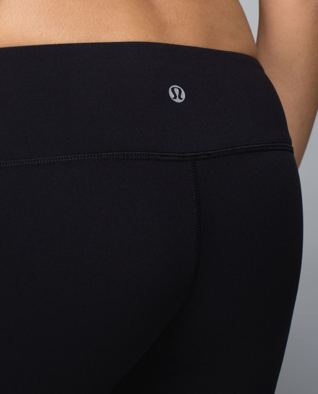 Lululemon Wunder Under Pant *Full-On Luon (Print) - Twin Stripe Sizzle