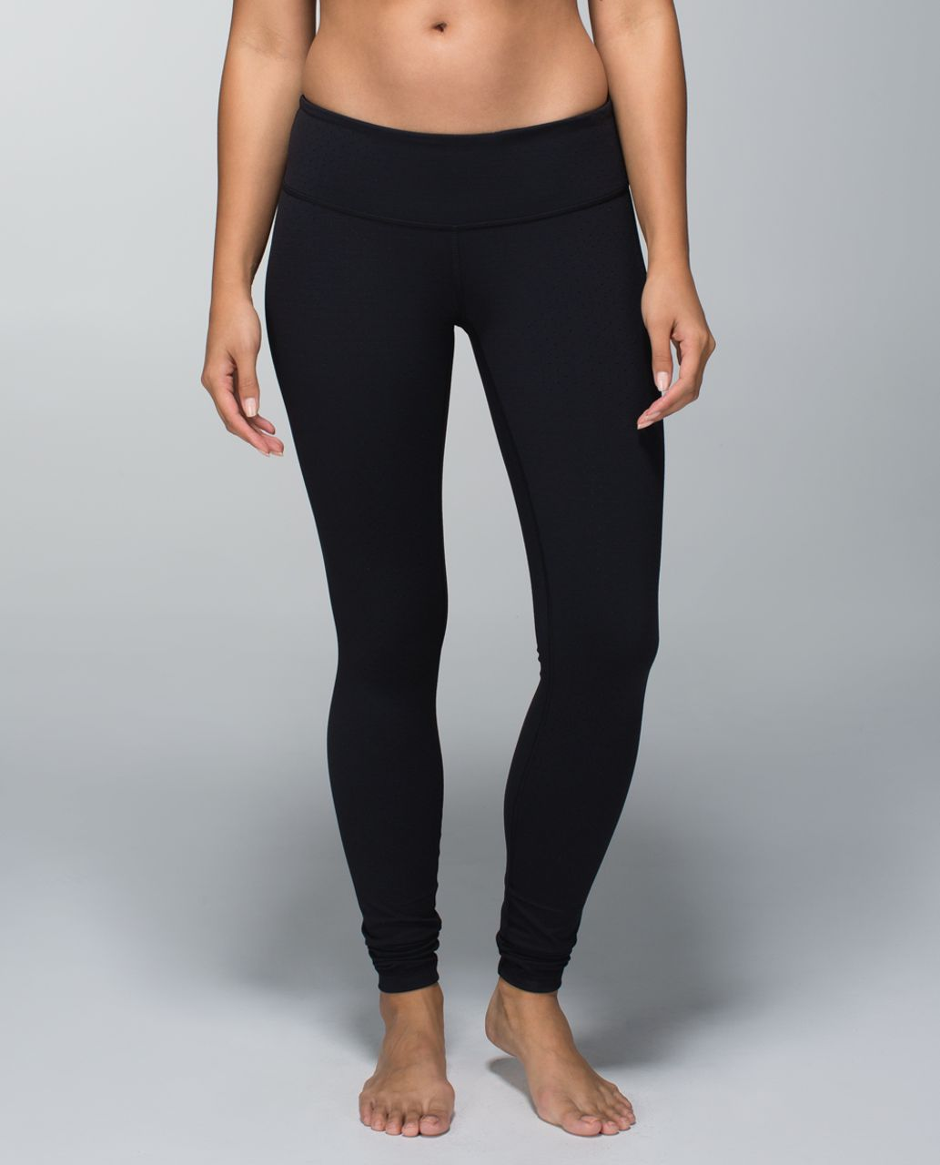 3fc9b16cf7dd76 Lululemon Wunder Under Pant *Full-On Luon (Print) - Shine Dot Black - lulu  fanatics