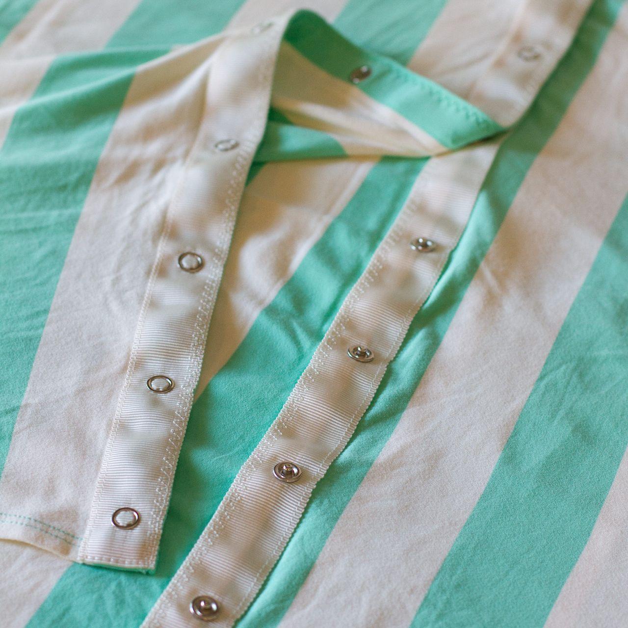 Lululemon Vinyasa Scarf *Rulu - Steep Stripe Angel Wing Opal Horizontal