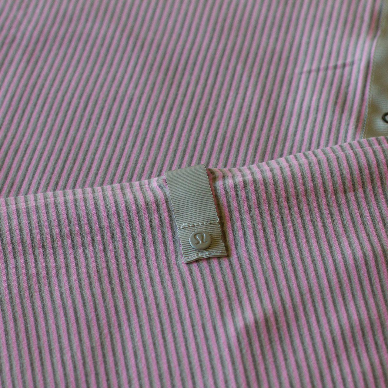 Lululemon Vinyasa Scarf *Rulu - Vintage Pink / Tri Tonka Vintage Pink