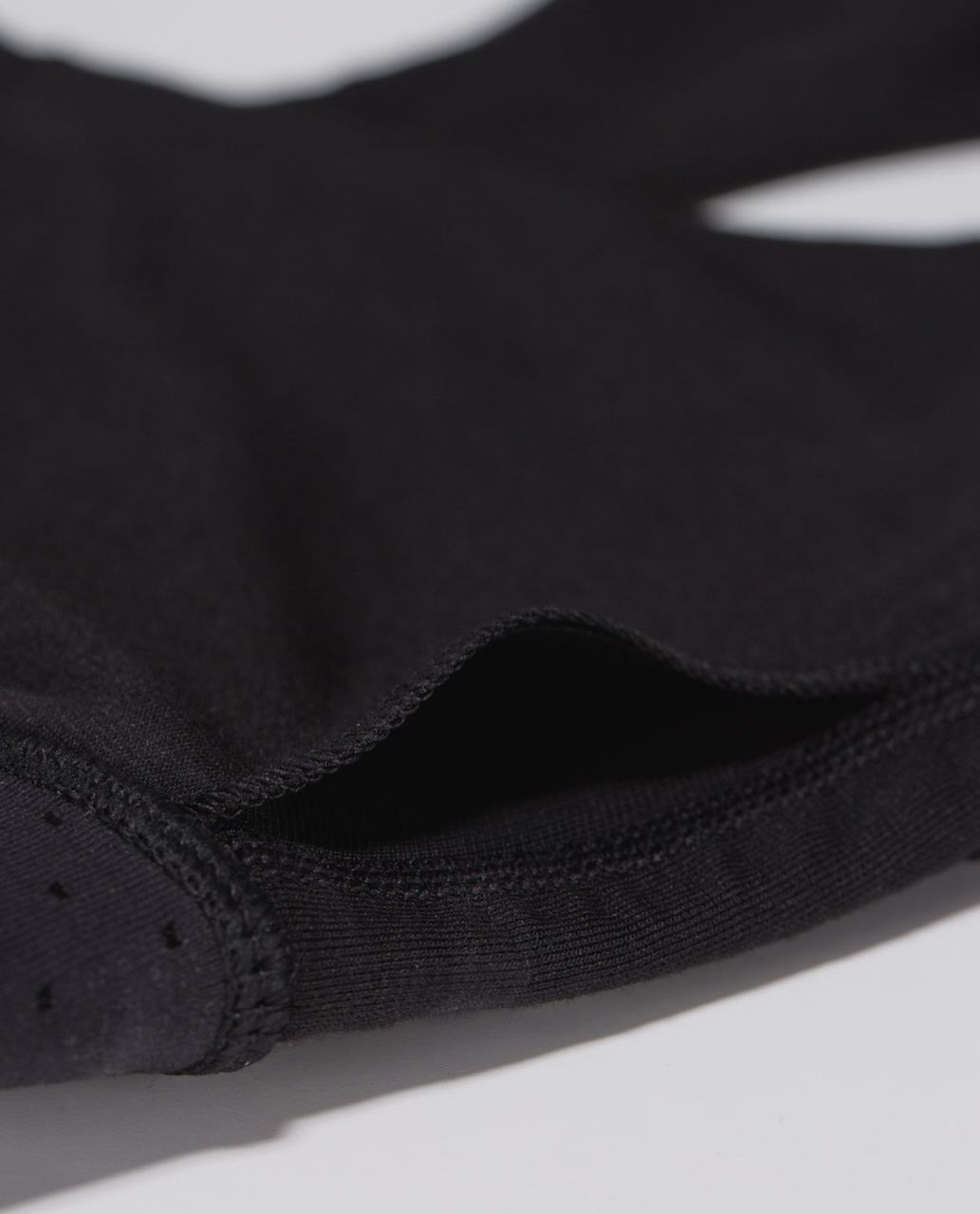 Lululemon 50 Rep Bra - Shine Dot Black
