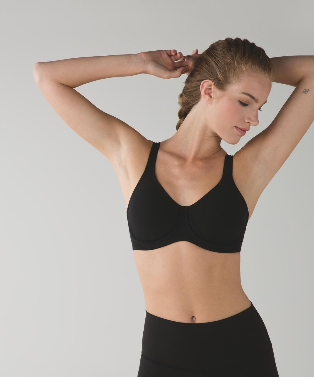 Lululemon Boob Wired Bra - Black
