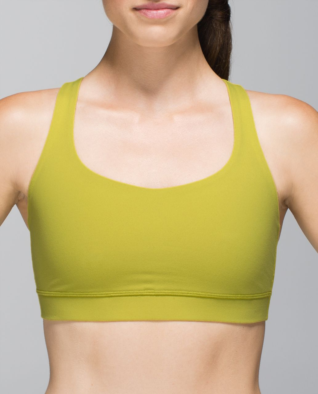 Lululemon 50 Rep Bra - Almost Pear