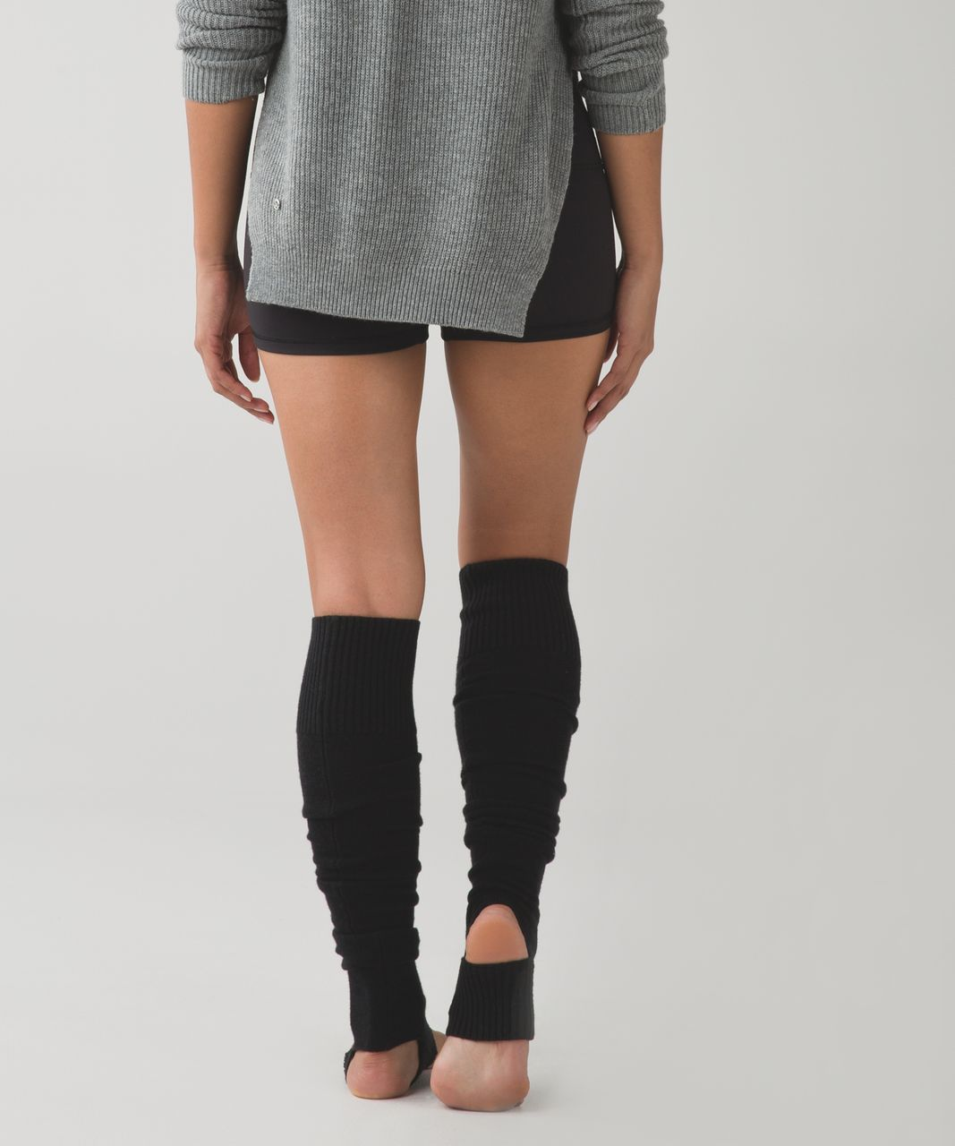 Lululemon Evolution Leg Warmers - Black