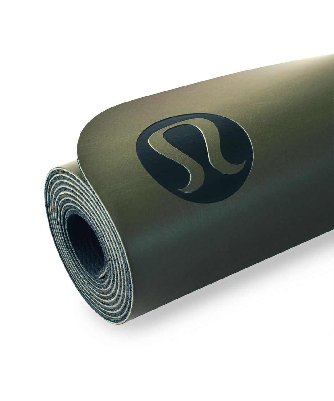 Lululemon The Mat 3mm - Fatigue Green