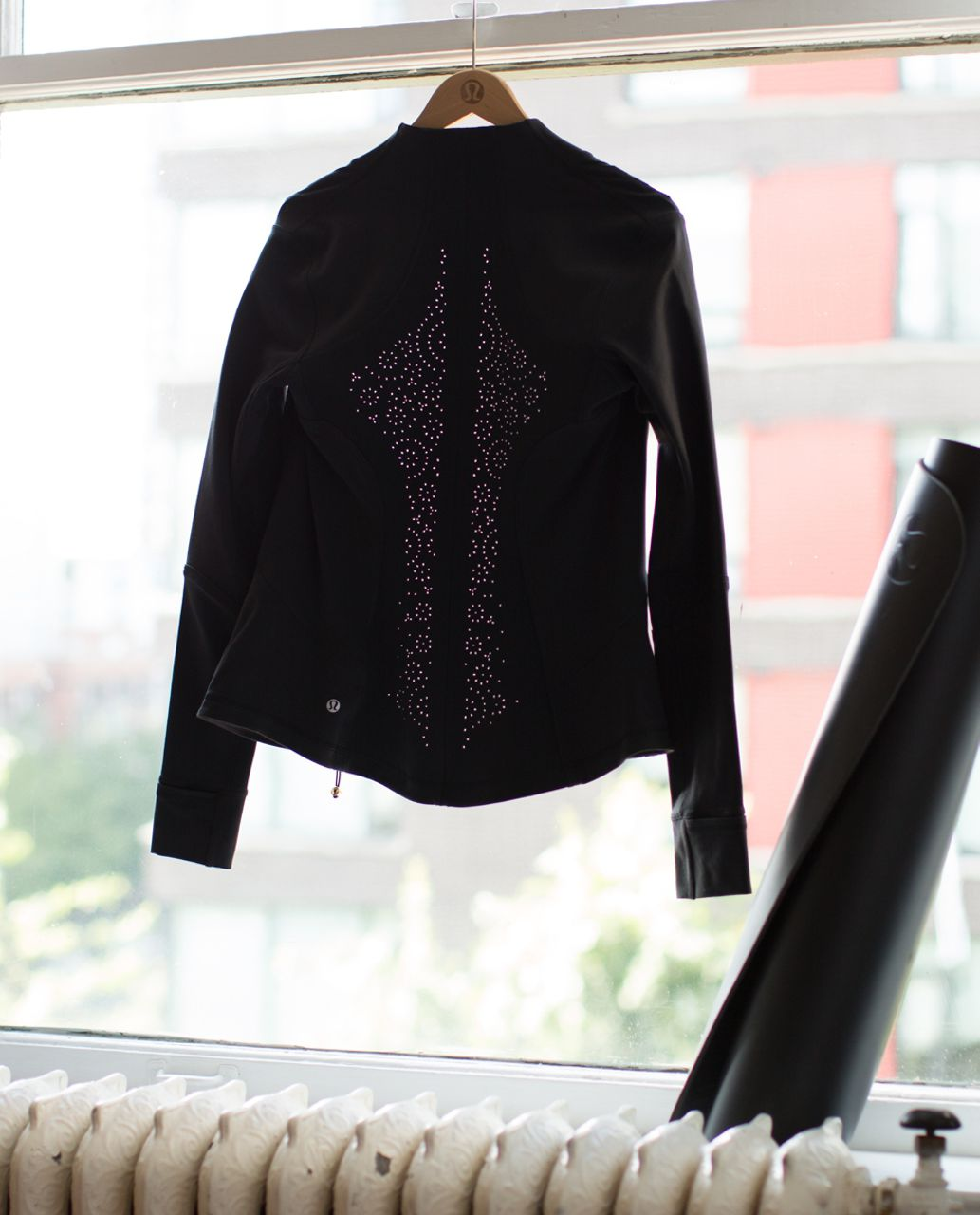 Lululemon Forme Jacket II *Laser-Cut - Black