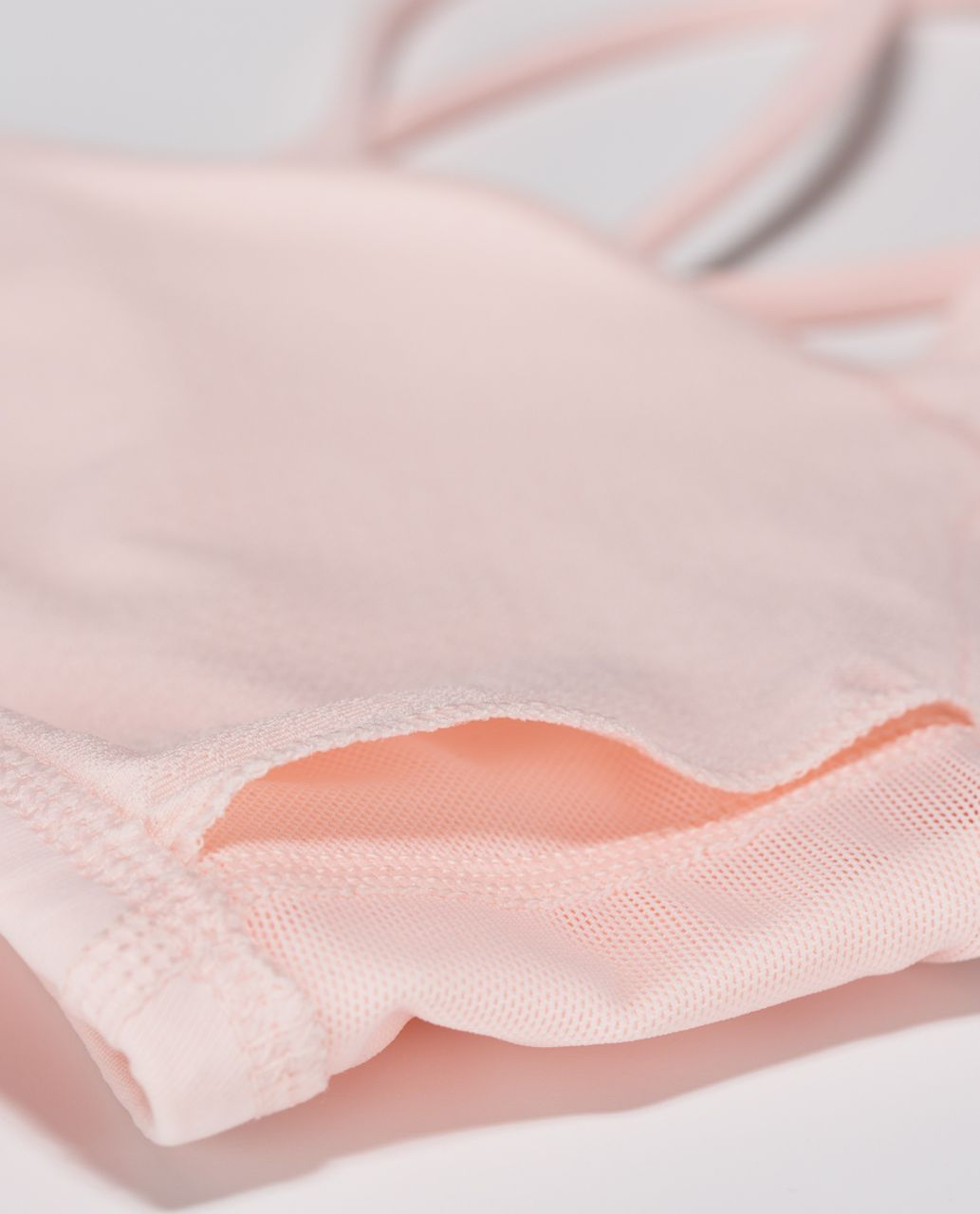 Lululemon Free To Be Bra - Parfait Pink