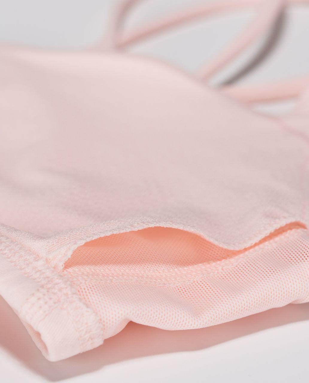 Lululemon Free To Be Bra - Parfait Pink