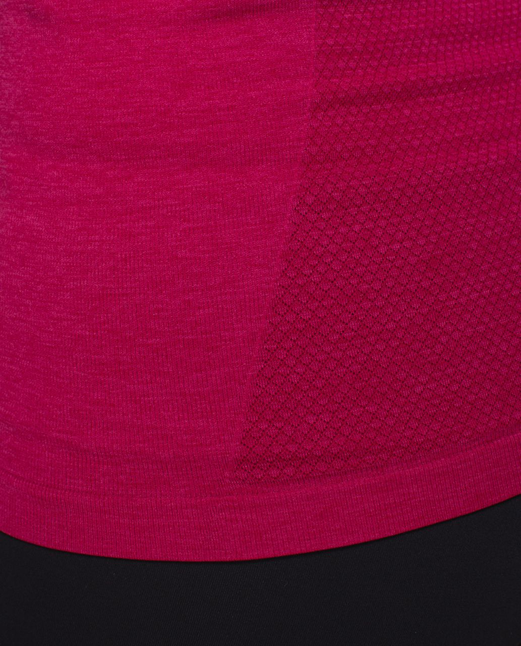 Lululemon Ebb & Flow Racerback Tank - Heathered Bumble Berry / Heathered Inkwell