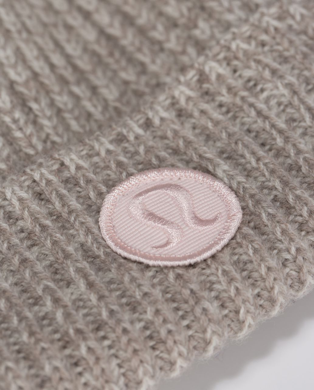 4bcd6024 Lululemon Twisted Bliss Toque - Heathered Storm Grey / Ghost - lulu ...