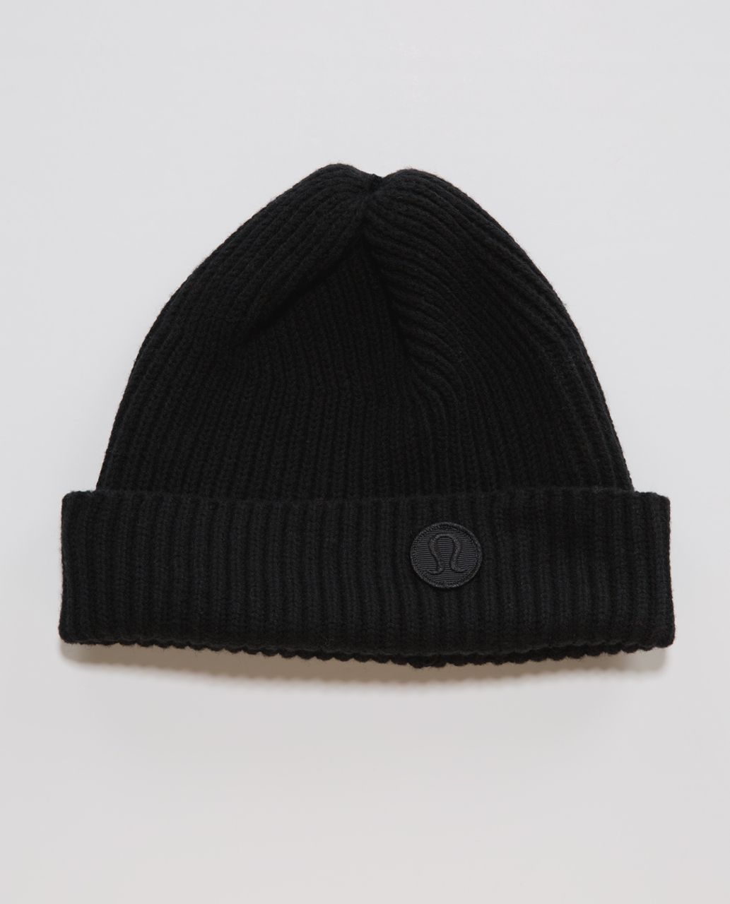 3ed7f282 Lululemon Twisted Bliss Toque - Heathered Black / Black - lulu fanatics
