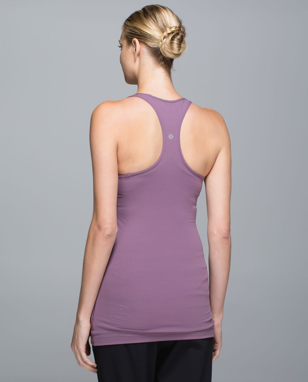 Lululemon Cool Racerback - Purple Fog
