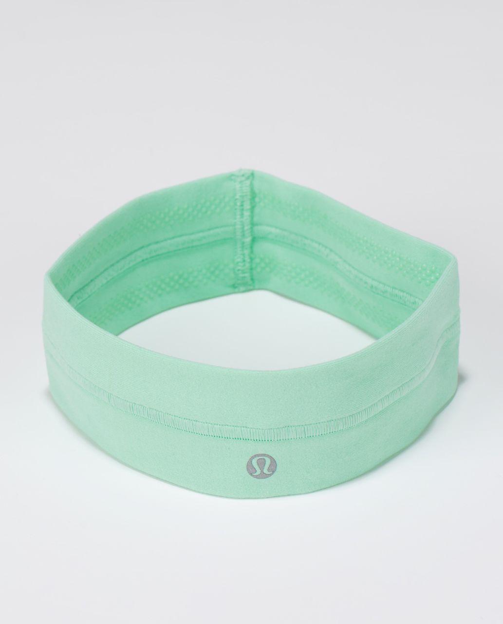 Lululemon Fly Away Tamer Headband - Toothpaste