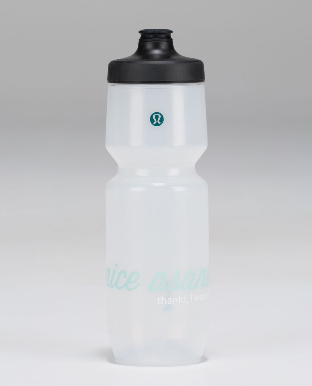 Lululemon Purist Cycling Water Bottle - Nice Asana Toothpaste