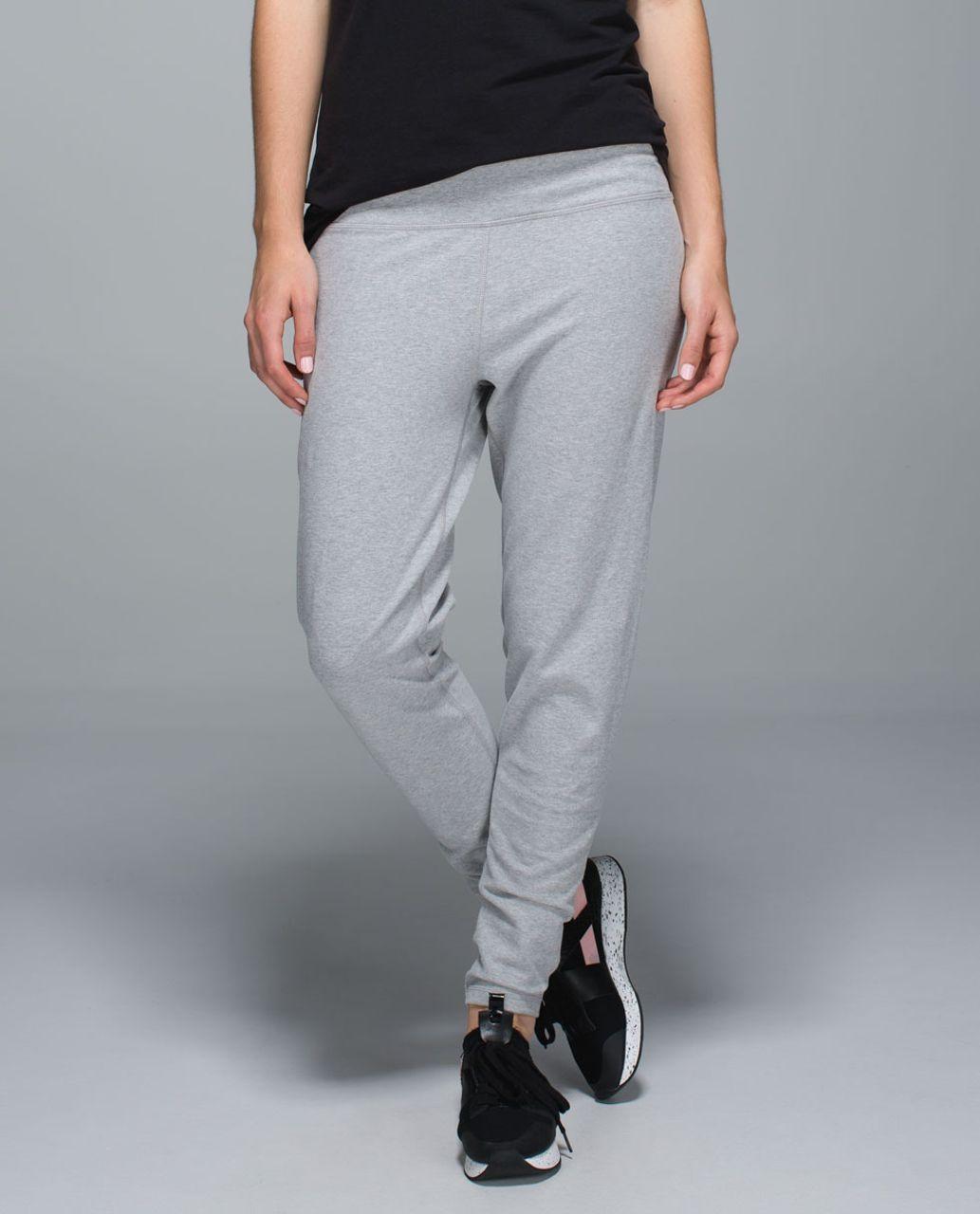 Lululemon Atman Pant - Heathered Medium Grey
