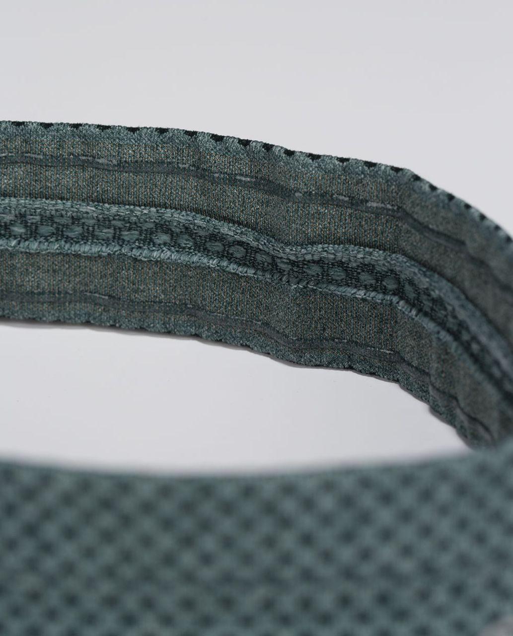 Lululemon Swiftly Headband - Heathered Fuel Green