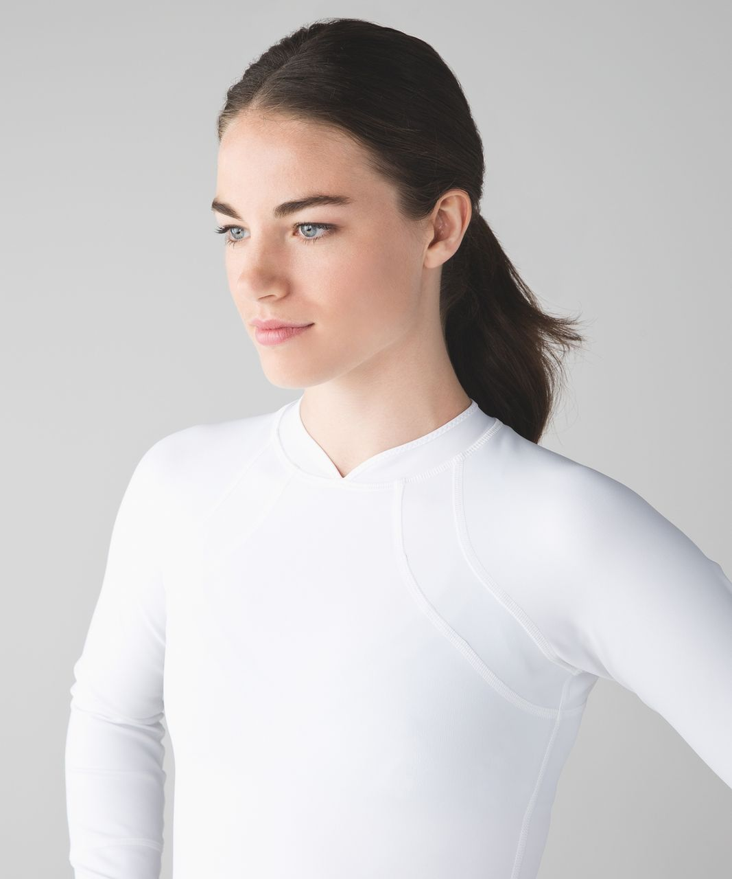 Lululemon Free To Paddle Top - White