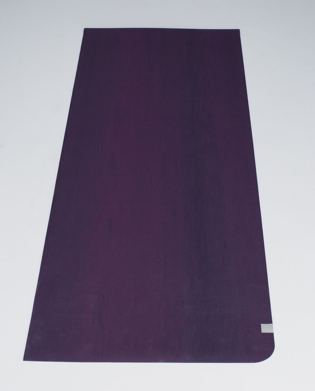 Lululemon The Pure Mat 3mm - Berry Yum Yum / Black Grape