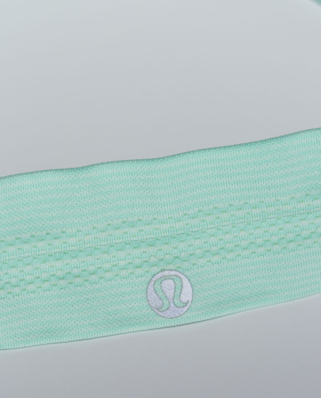 Lululemon Swiftly Headband - Heathered Toothpaste