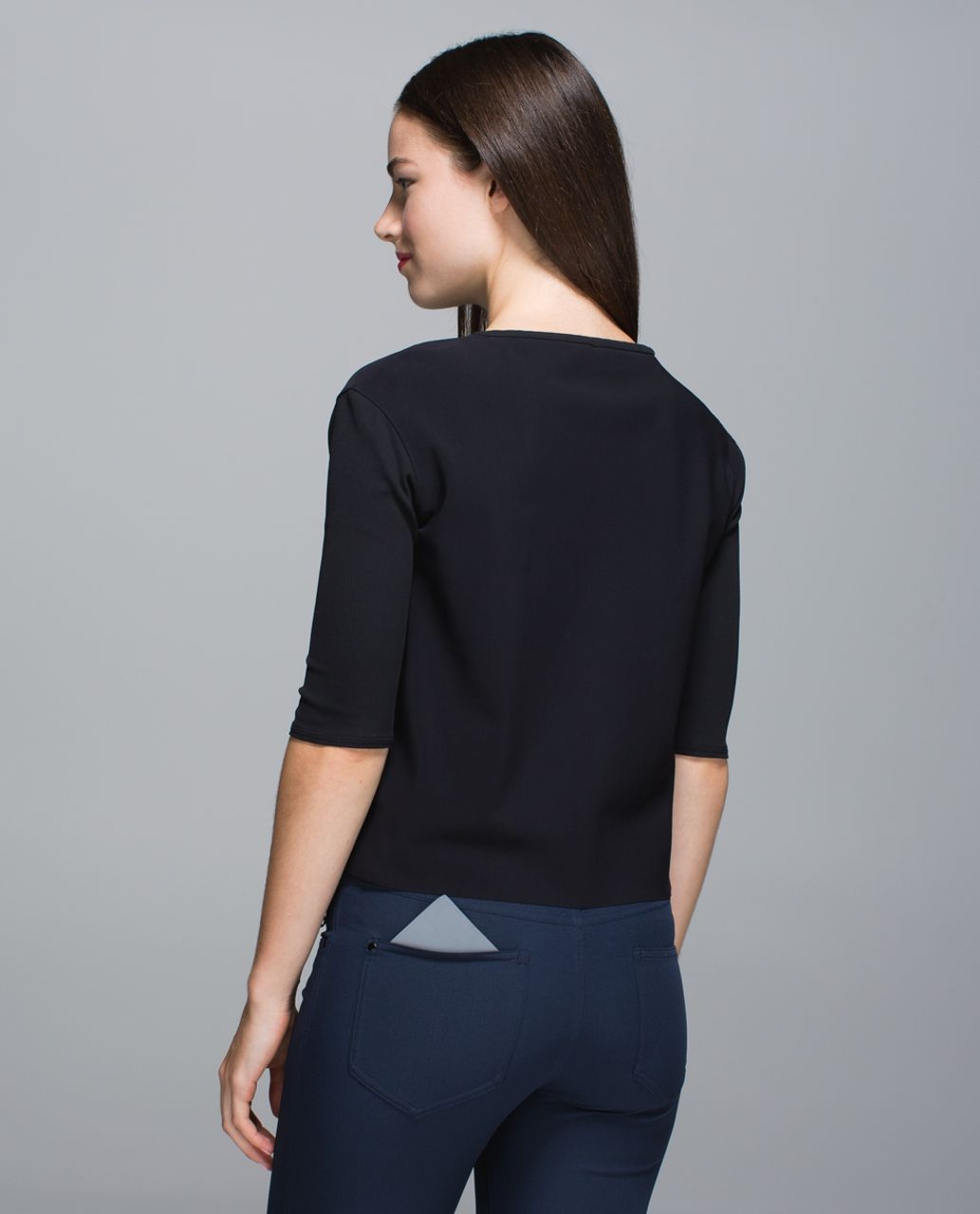 Lululemon Out Of This World Tee - Black