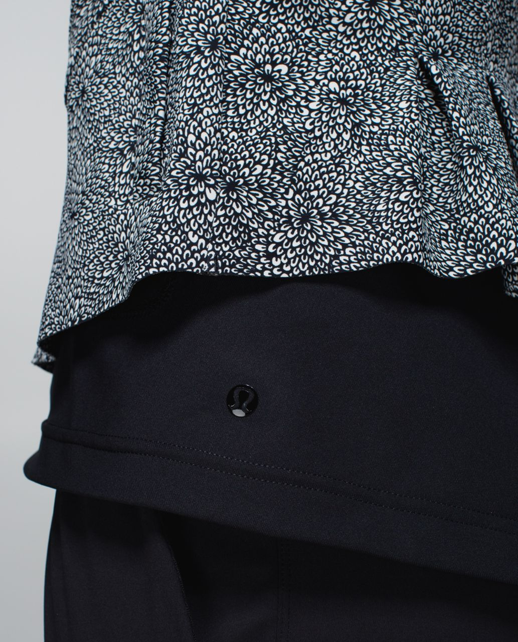 Lululemon Bust A Move Jacket - Plush Petal Black Ghost / Black / Black