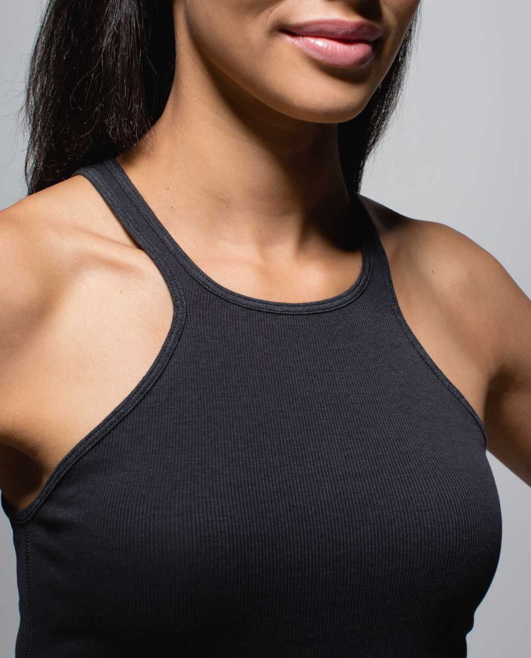 Lululemon Front & Centre Tank - Black