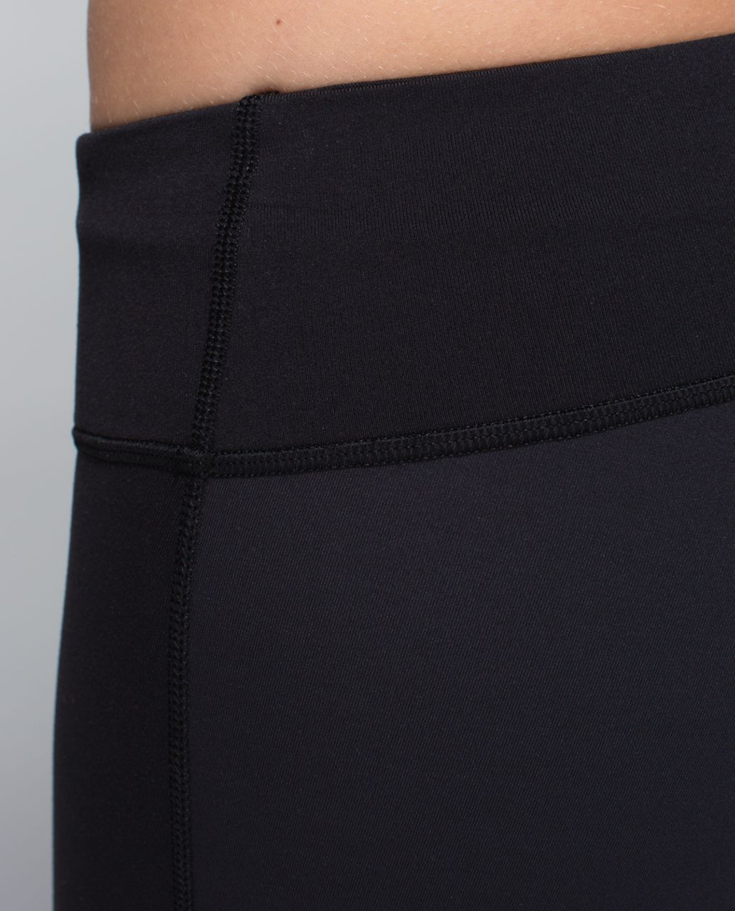 Lululemon Journey Crop - Black