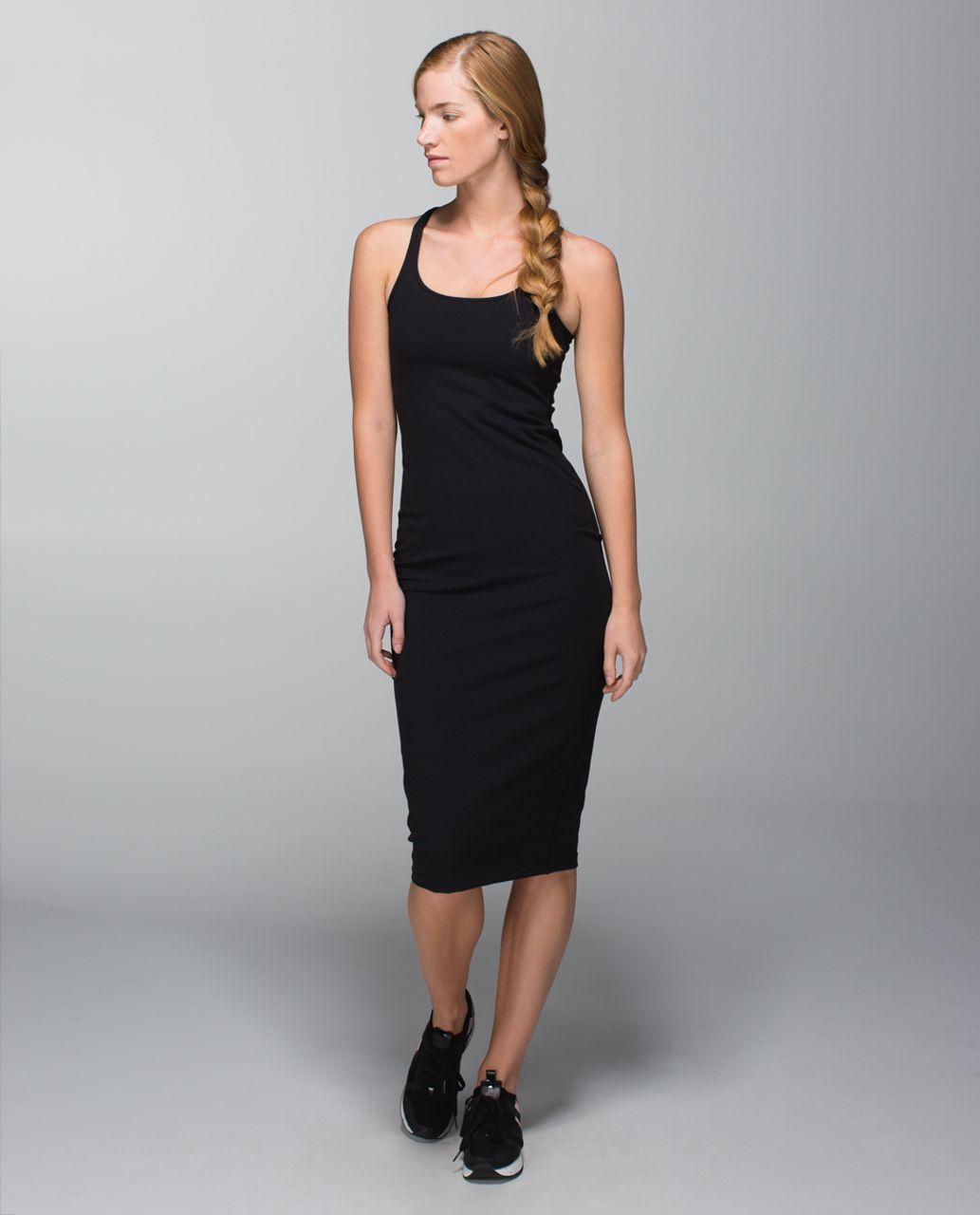 Lululemon Refresher Racer Dress - Black