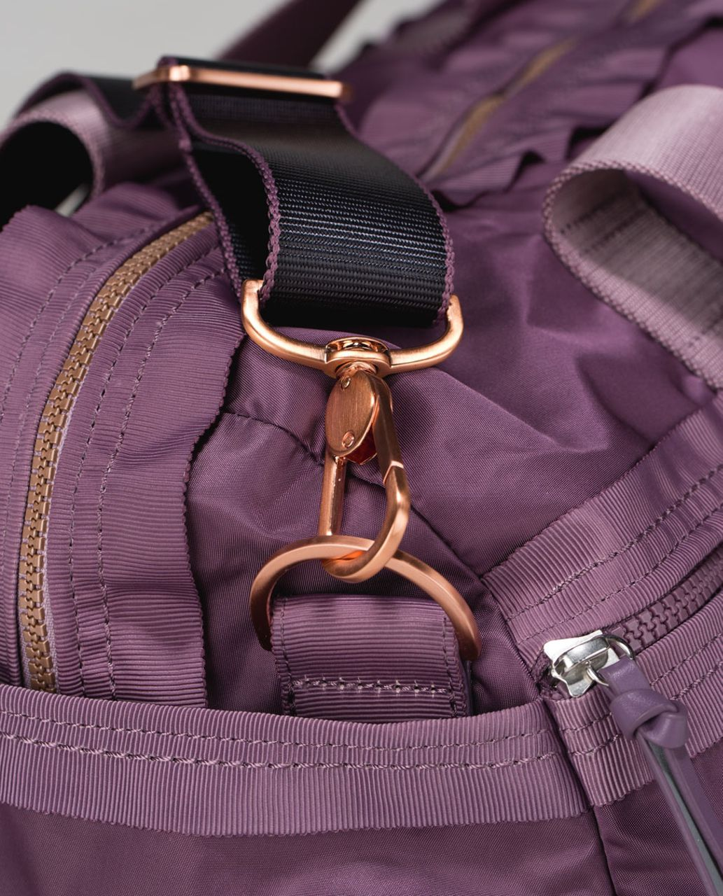 3a5ffa96e2 Purple Gym Bags