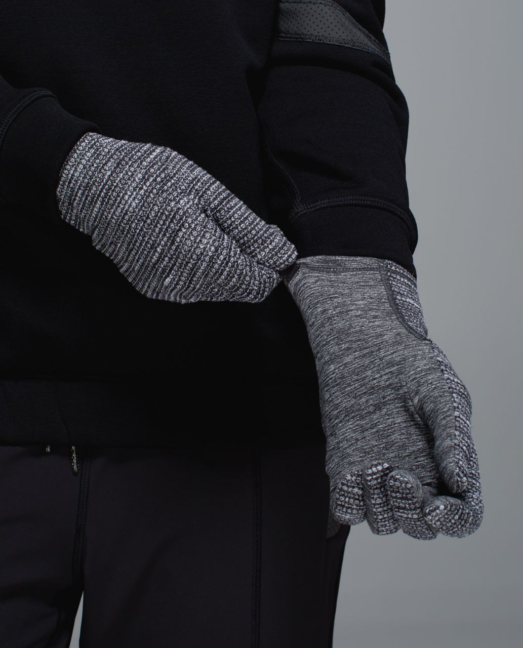 Lululemon Run With Me Gloves - Black (First Release)