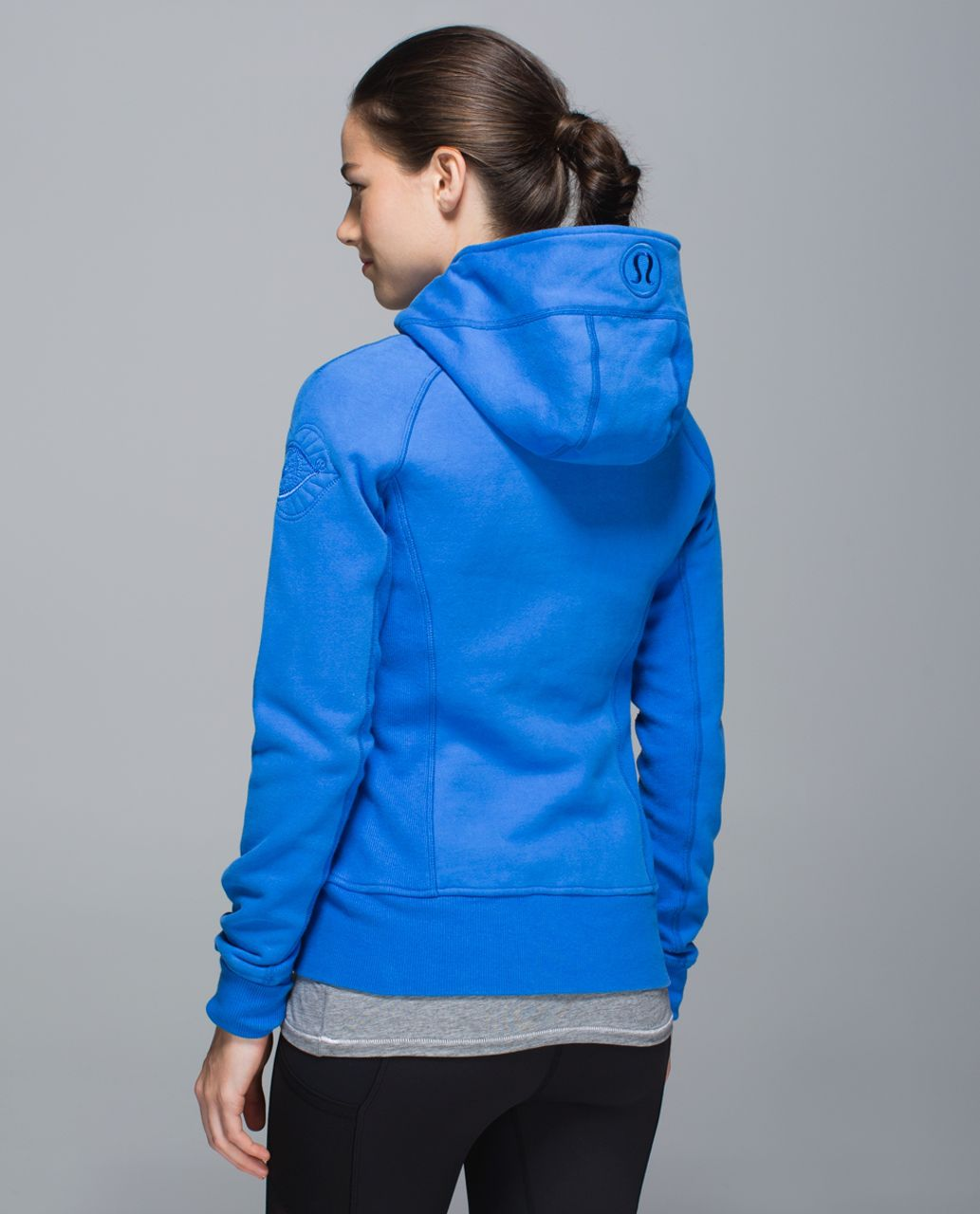 Lululemon Scuba Hoodie II - Pipe Dream Blue