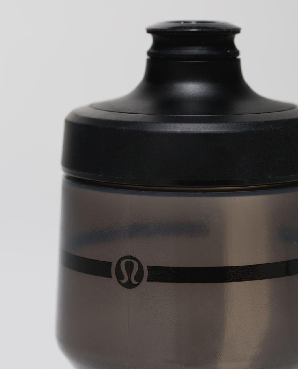 Lululemon Purist Cycling Water Bottle - Lotus Polka Dot Camo Black