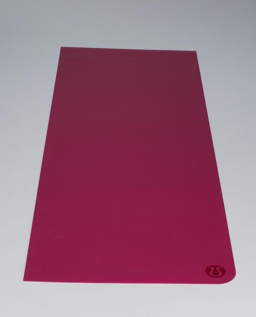 Lululemon The Mat 3mm - Bumble Berry / Boom Juice