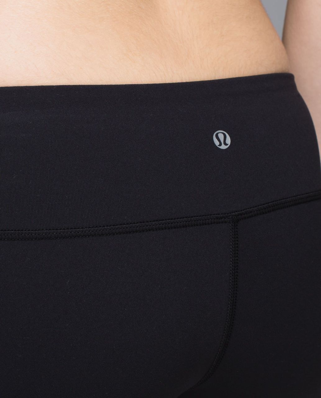 Lululemon Wunder Under Pant *Cire Wrap - Black (First Release)
