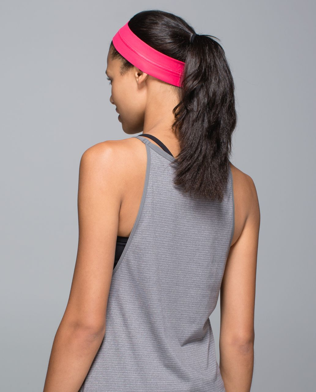 Lululemon Fly Away Tamer Headband - Boom Juice