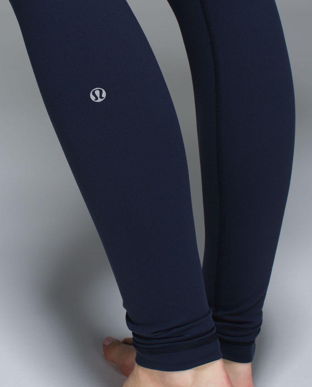 Lululemon Wunder Under Pant *Full-On Luon - Inkwell / Wi14 Quilt 1