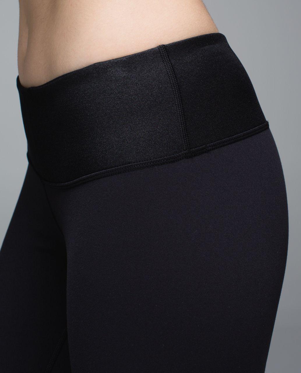 Lululemon Wunder Under Pant *Full-On Luon (Brushed) - Black