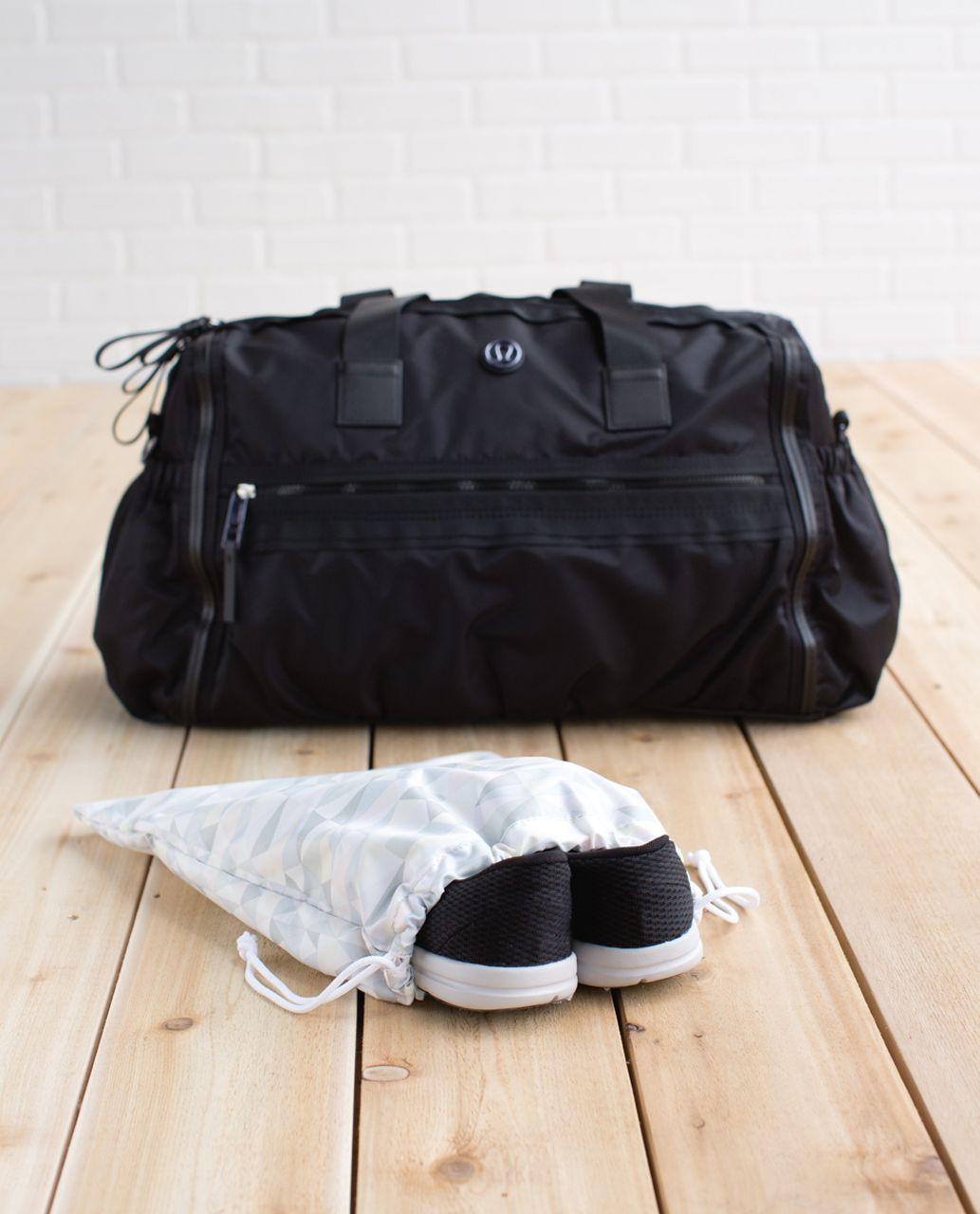 Lululemon Weekend Warrior Bag Black Lulu Fanatics