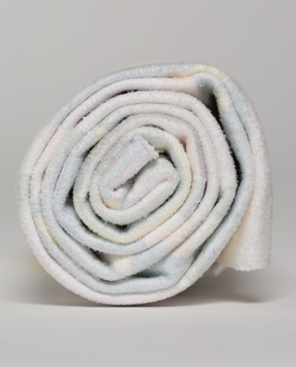 Lululemon The (Small) Towel - Stained Glass Love White Neutral Blush