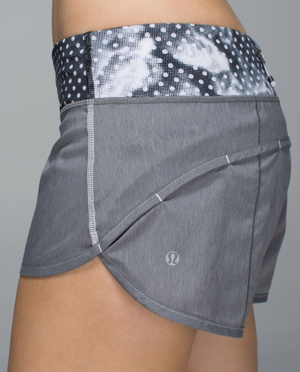 Lululemon Run:  Speed Short *2-way Stretch - Slate / Soot Light / Ambient Grey / Dottie Dream Rose Neutral Blush Black