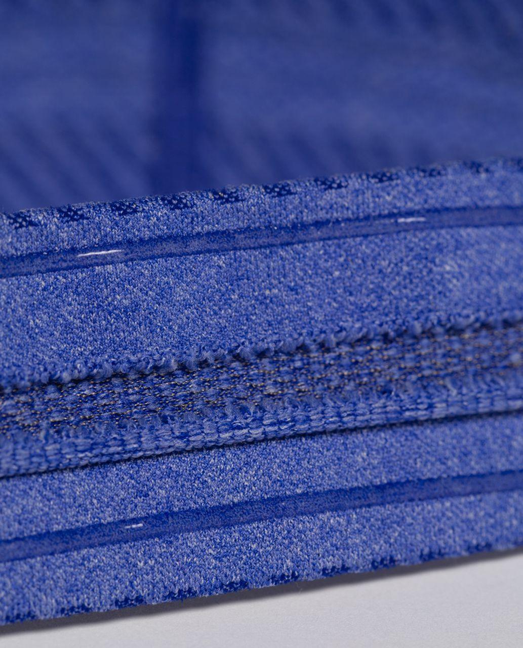 Lululemon Swiftly Headband - Heathered Pigment Blue