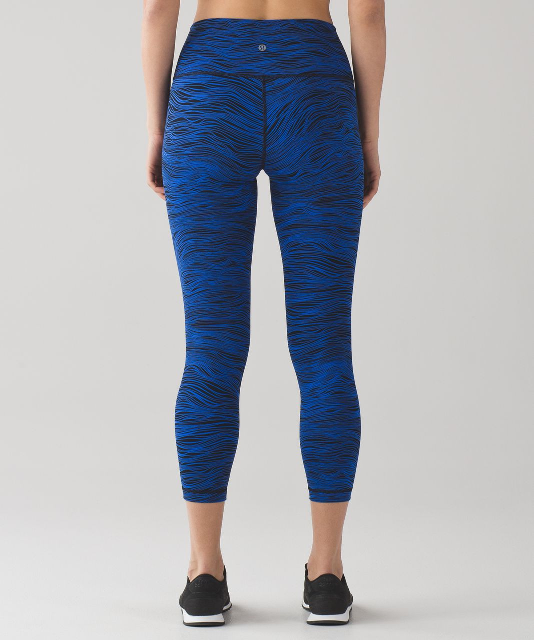 bd40ee63573df Lululemon High Times Pant (Full-On Luxtreme) - Life Lines Cerulean Blue  Black - lulu fanatics