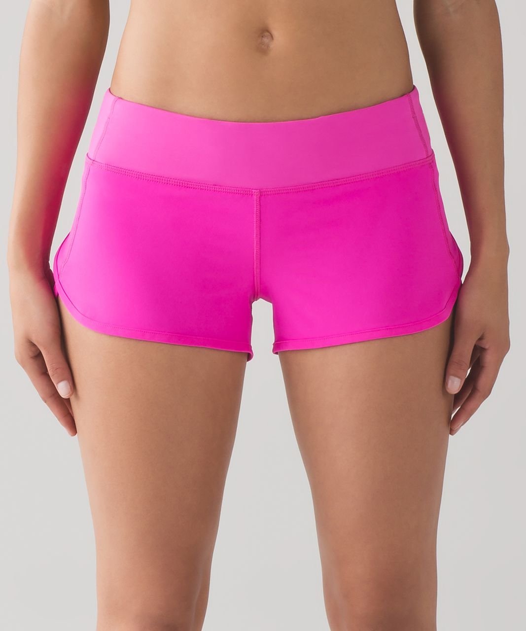 "Lululemon Speed Short *4-way Stretch 2.5"" - Pow Pink"