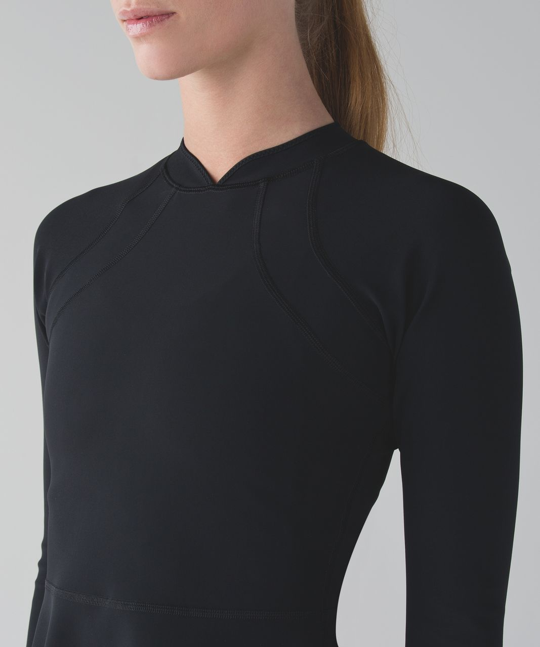 Lululemon Free To Paddle Top - Black