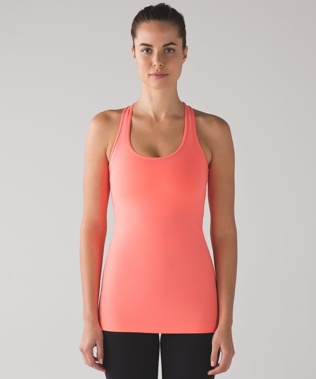Lululemon Cool Racerback - Grapefruit