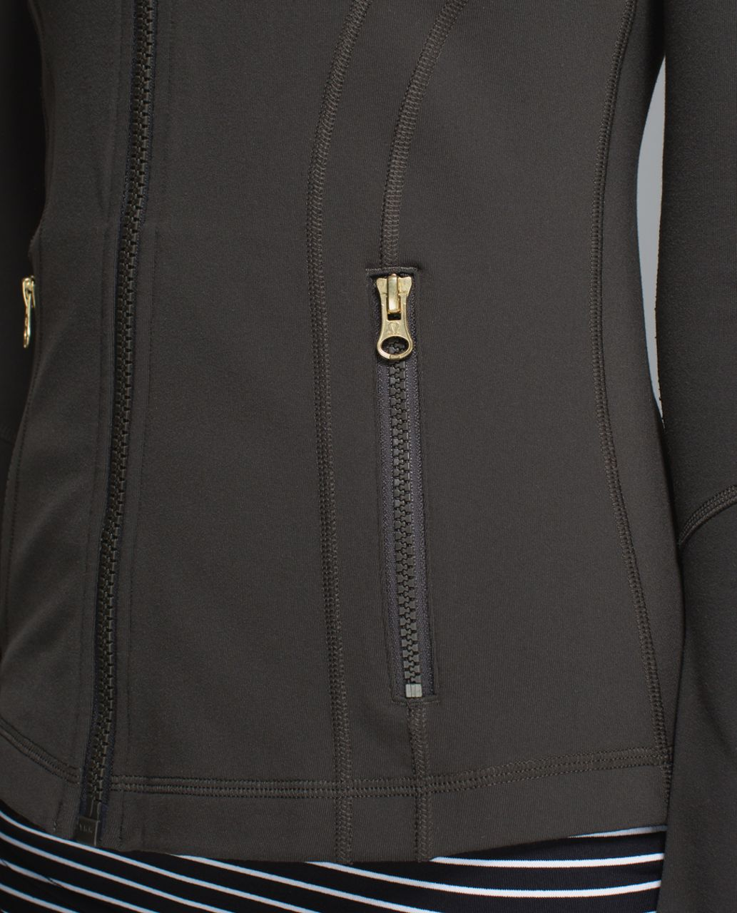Lululemon Define Jacket - Dark Wren