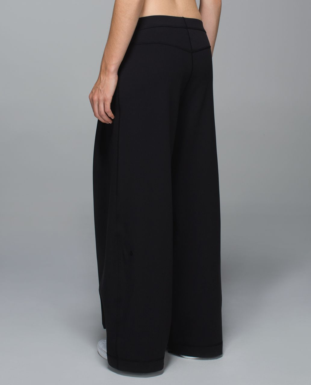4253bb355 Lululemon Forward Fold Trouser  Full-On Luon - Black - lulu fanatics