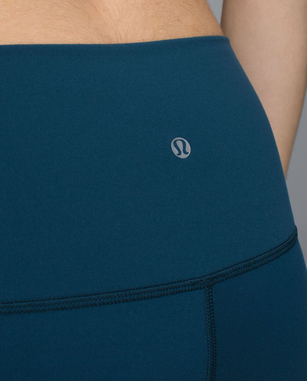 Lululemon Wunder Under Pant *Full-On Luon (Roll Down) - Alberta Lake