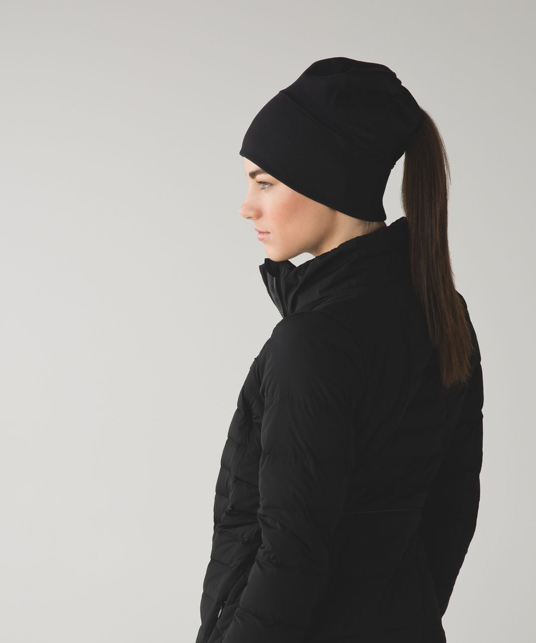 Lululemon Run With Me Toque - Black